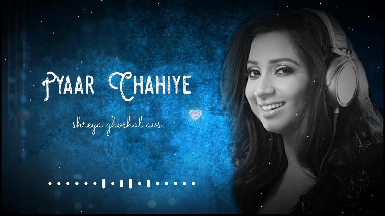 Pyaar Chahiye   Mumbai Xpress   Shreya Ghoshal, Sonu Nigam, Shaan   AVS Song