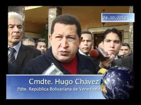 Resumen Gira Presidencial. Visita a Tripoli, capital de Libia. 22, 23 y 24 de octubre de 2010