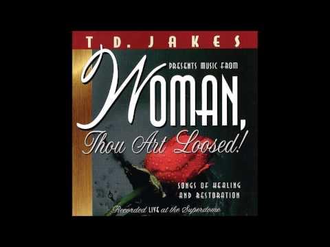 T.D Jakes- What A Mighty God We Serve (Hosanna! Music)