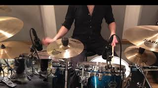 BURN MY HEART / GALNERYUS (drum cover by LEA)