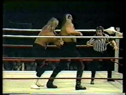 The Road Warriors vs The Fabulous Ones  (11/08/1984)