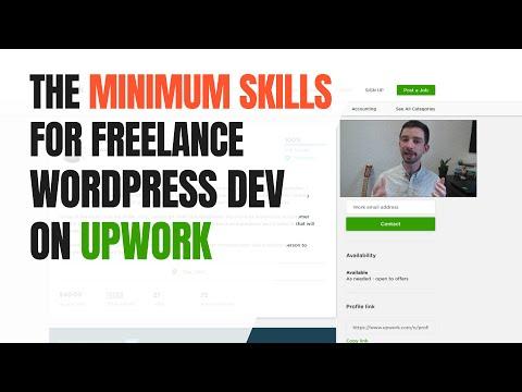 The Minimum Skills