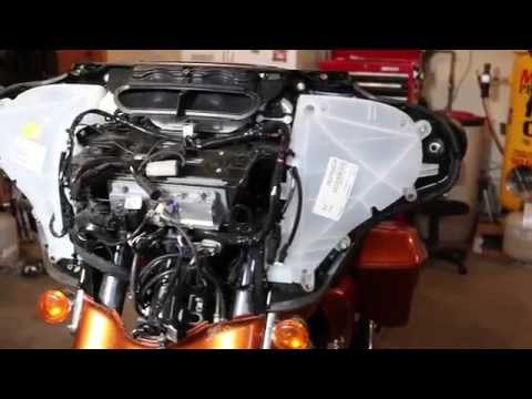 harley ignition switch removal from a 2009 street glide. Black Bedroom Furniture Sets. Home Design Ideas