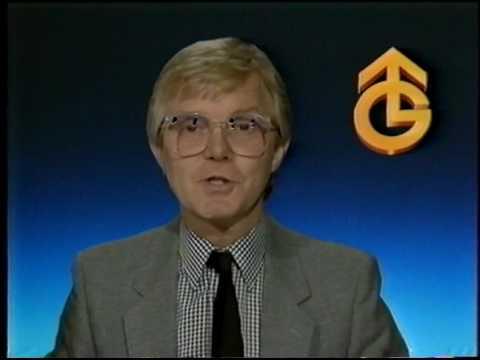 1987 Granada Reports  ITV