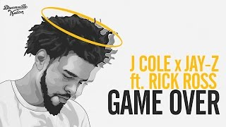 J Cole x Rick Ross x JayZ Type Beat 2016  quot;Game Overquot; (SOLD)