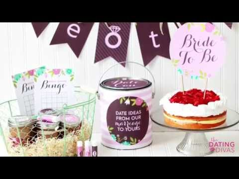 the dating divas bridal shower gifts