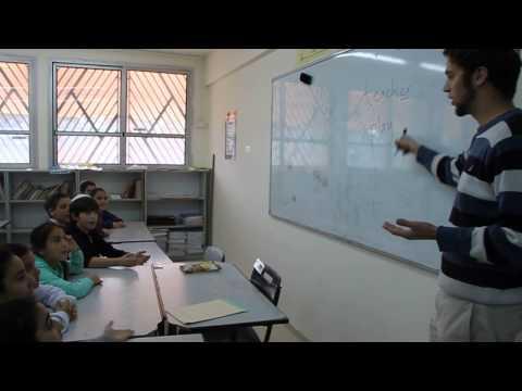 Teaching English in Israel