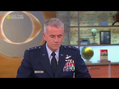 Web Extra: Air Force Academy Chief Responds To CBS News Sexual Assault Report
