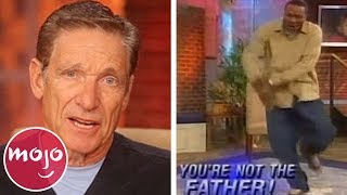 Top 10 Most Iconic Maury Moments