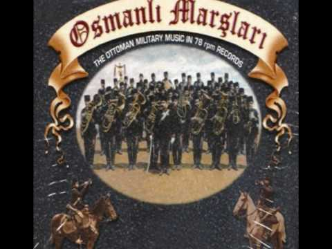 Ottoman Ceremonial March 1828 - 1923