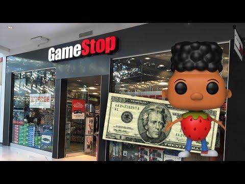 $20 Dollar Challenge Funko Pop Hunting