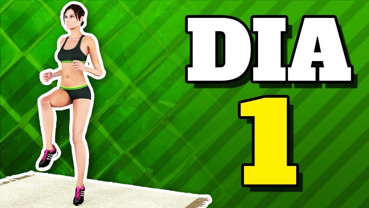 Download Rotina de Exercícios Diários: Dia 1 (Queime Gordura + Exercícios de Bumbum e Pernas)