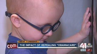 KC family fears repeal of Affordable Care Act