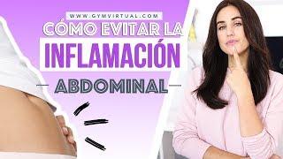 La en hinchazon menstruacion abdominal