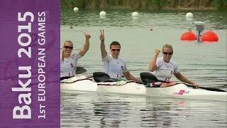 Hungary claim Gold in Women