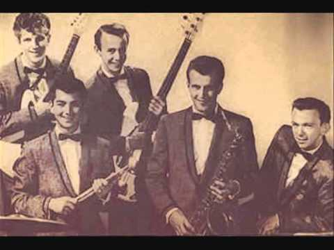 Johnny and The Hurricanes - Rough Road