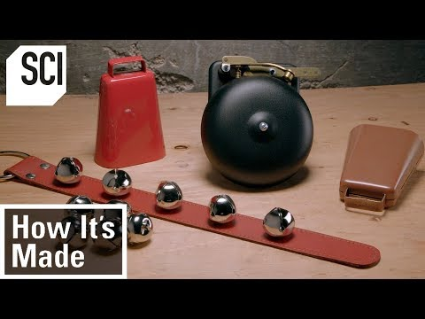 How Bells Are Made | How It's Made