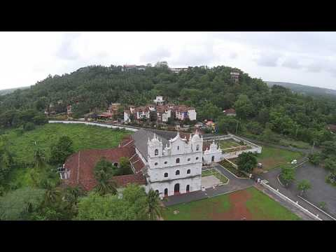 St. Diogo's Church, Guirim, Goa.