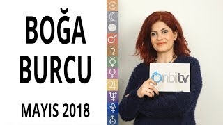 Boğa Burcu - Mayıs 2018 - Astroloji