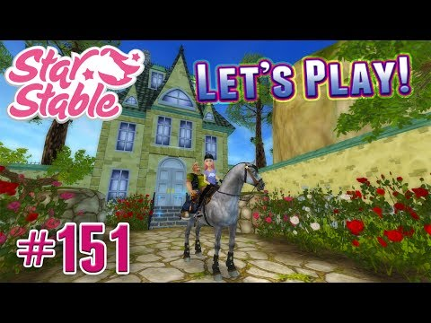 Let's Play Star Stable #151 - STARTERS & THE PATH TO EPONA