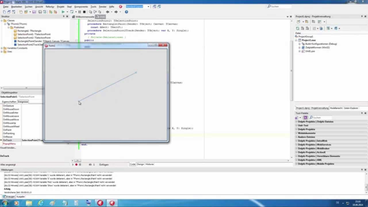 Tutorial: Arrows draw in FireMonkey XE6 (Delphi XE6)