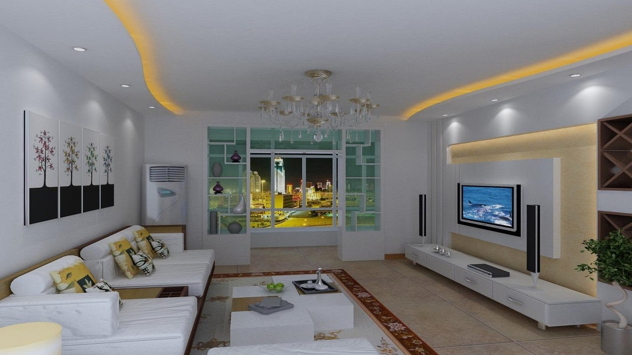55 latest living room designs modern living room and - Latest ceiling design for living room ...