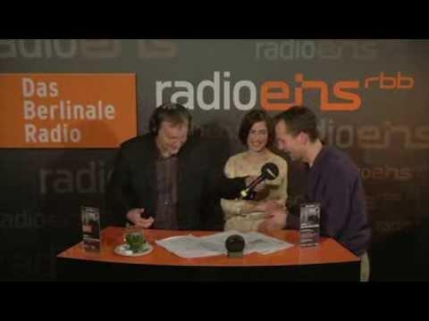 Die Geliebten Schwestern - Interview mit den Hauptdarstellern  im radioeins Berlinale Nighttalk