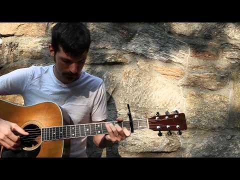 Seth Avett sings,