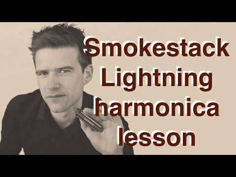 Smokestack Lightning - Howlin' Wolf Harmonica Lesson