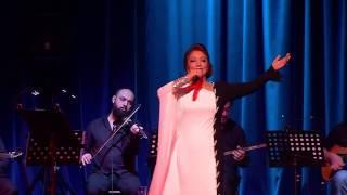 Yasemin Yalçın - Bir Teselli Ver / BKM Konseri HD - 08.12.2014