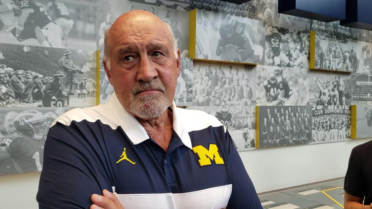 Michigan DL Coach Greg Mattison Reflects on Notre Dame ...