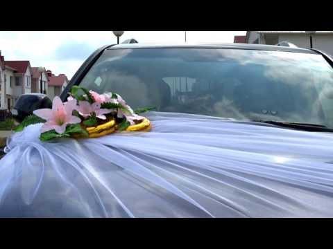 Свадебное украшение на машину Фрунзенский Kufar