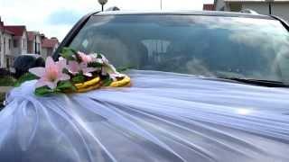Свадебное украшение за 1 час