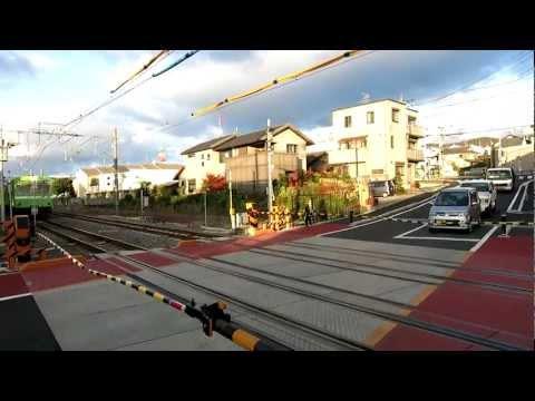 JR Nara Line Pulling Into Kohata Station