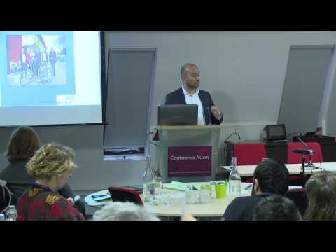 International Seforïs conference in Aston: Alain Daou on innovation