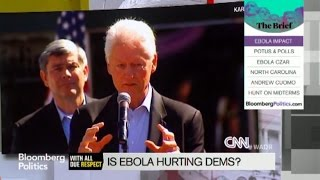 The Ebola Panic Is Real (for Democrats)