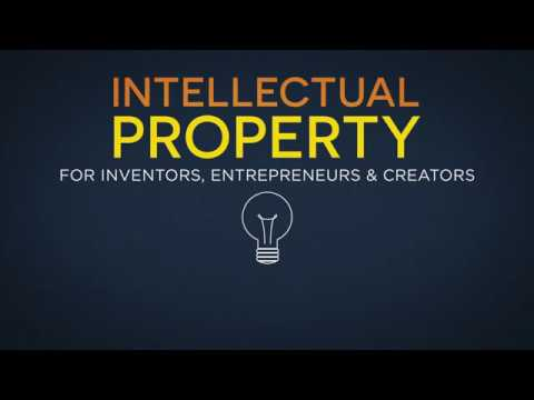 Lecture 2: The History Of Patents
