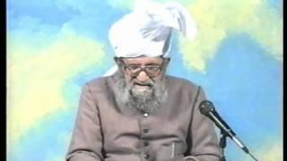 Urdu Dars Malfoozat #323, So Said Hazrat Mirza Ghulam Ahmad Qadiani(as), Islam Ahmadiyya