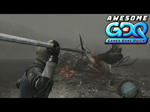 Resident Evil 4 by MikeWave in 1:33:40  - AGDQ2020