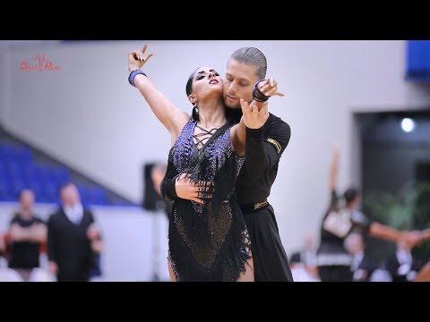 Alexey Dolgushin - Ksenia Piatakhina, RUS | 2018 Paris Dance Open - WDSF WO LAT - R2 R