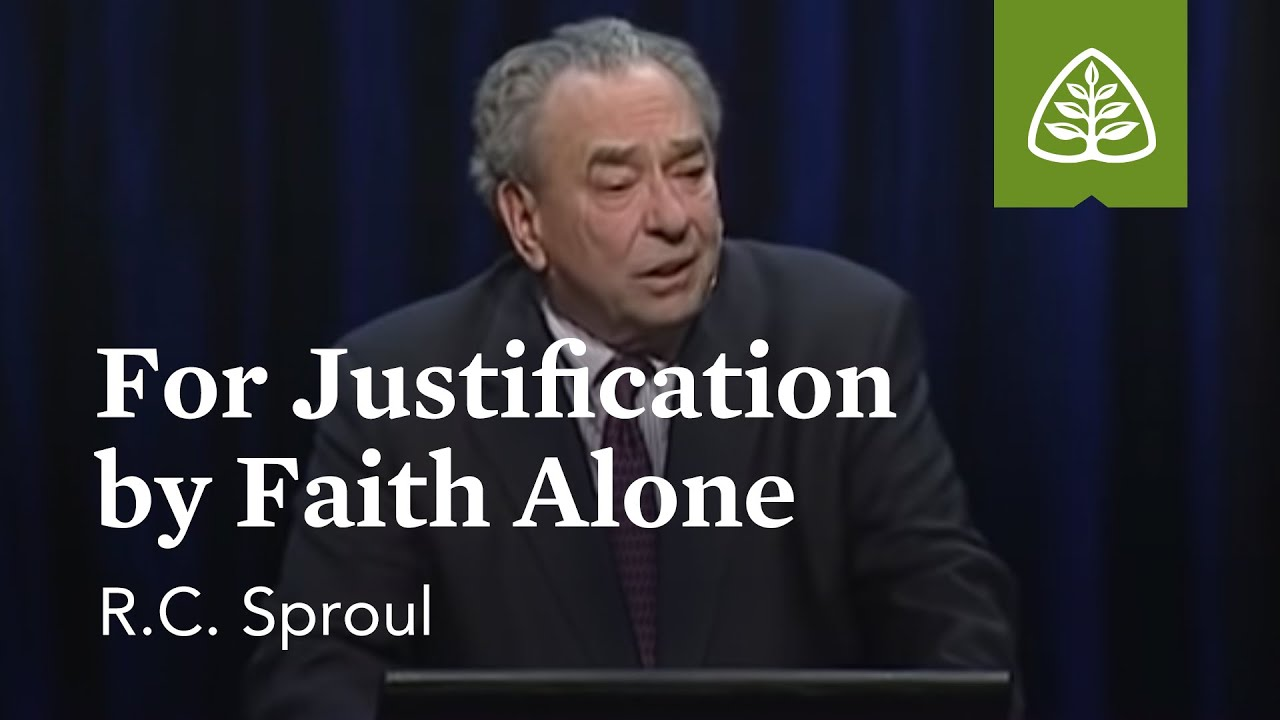 Download R.C. Sproul: For Justification By Faith Alone