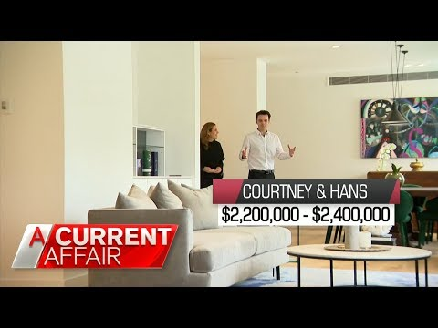 Could The Block Houses Fail To Sell?   A Current Affair Australia