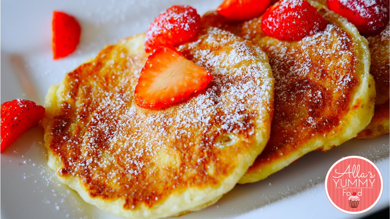 how to make cottage cheese pancakes russian syrniki