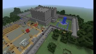 Let's Play/Zagrajmy w Minecraft 1.1 odc.11 Budowa Twierdzy [PL][HD]