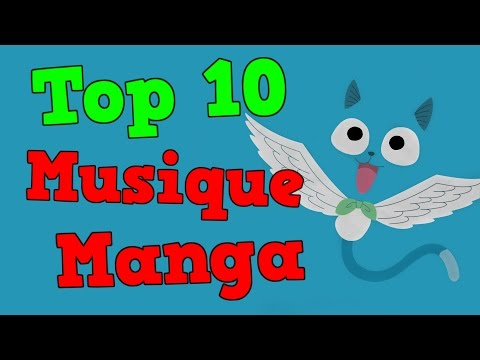 TOP 10 : MUSIQUE - OST LES PLUS ÉPIQUES DANS LES MANGAS [Fr] [Hd]