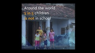 One in five children, adolescents and youth are out of school thumbnail