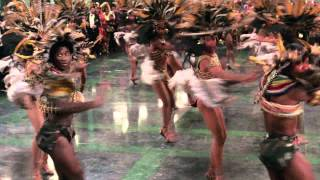 "CTA - ""African"" Tribal Dance"