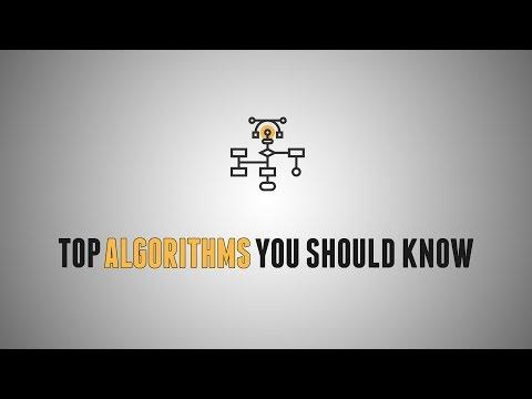 Топ алгоритмов которые должен знать программист