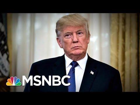 President Donald Trump Latest Tweetstorm Targets FBI, Russia Dossier | MSNBC