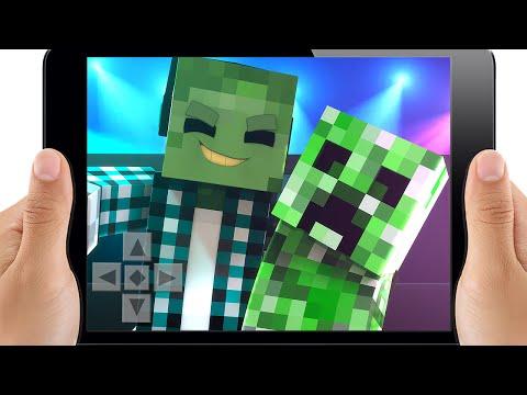 Minecraft Pocket Edition : DIAMANTES !!